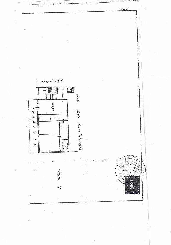 Planimetria 1/1 per rif. VVR41