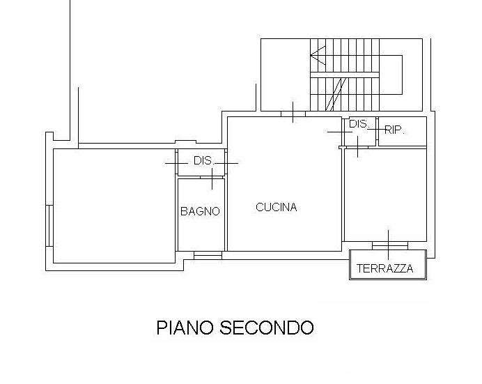 Planimetria 1/1 per rif. VVR44