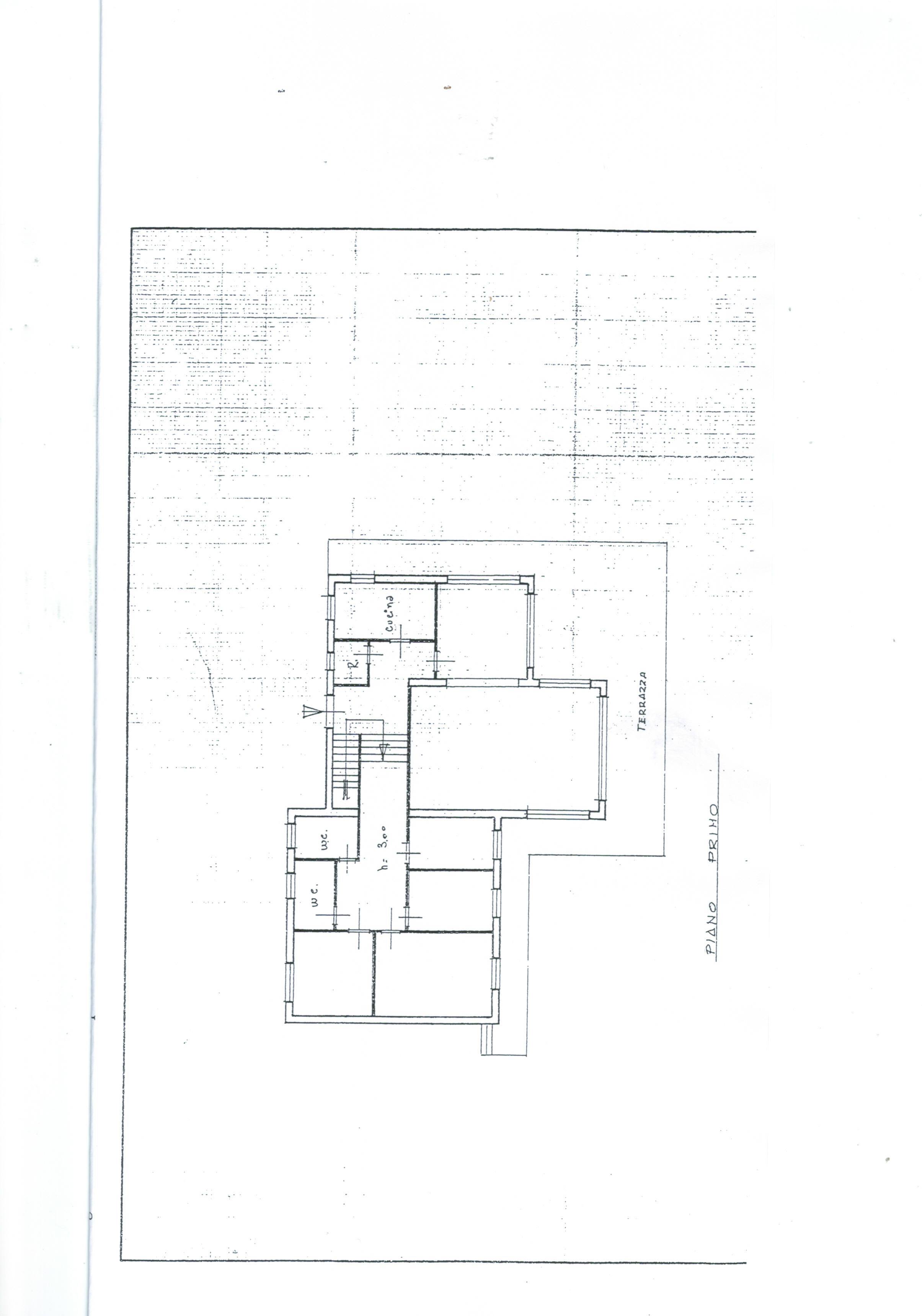 Planimetria 1/1 per rif. VR70