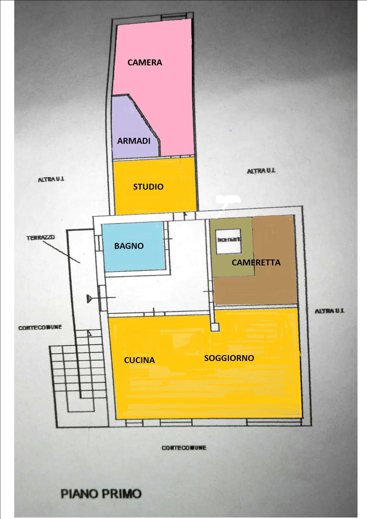 Planimetria 1/1 per rif. 1961854