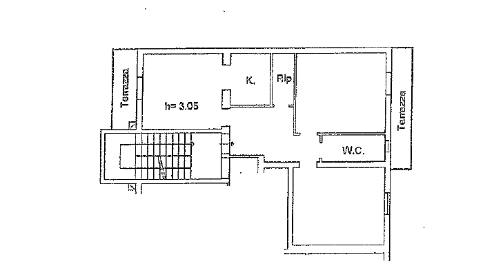 Planimetria 1/1 per rif. 142