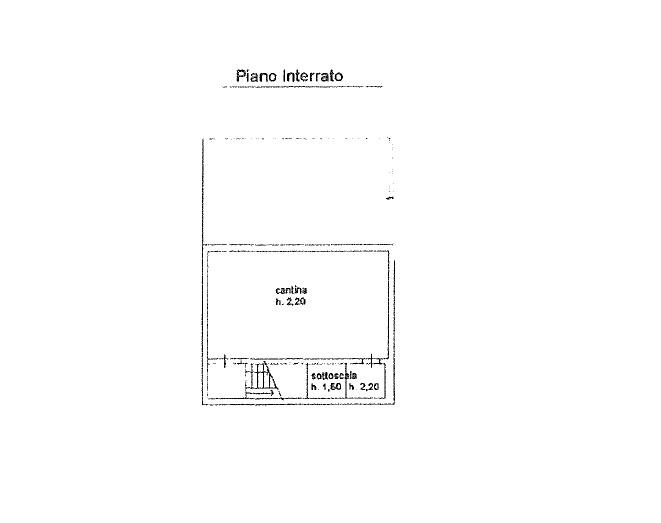 Terratetto in vendita, rif. 342 (Planimetria 5/5)