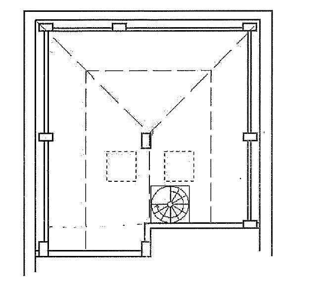 Appartamento in vendita, rif. 395 (Planimetria 2/2)