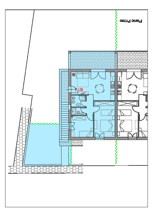 Appartamento in vendita, rif. 259B4 (Planimetria 1/1)
