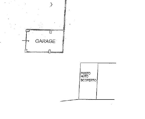 Appartamento in vendita, rif. 217 (Planimetria 2/2)