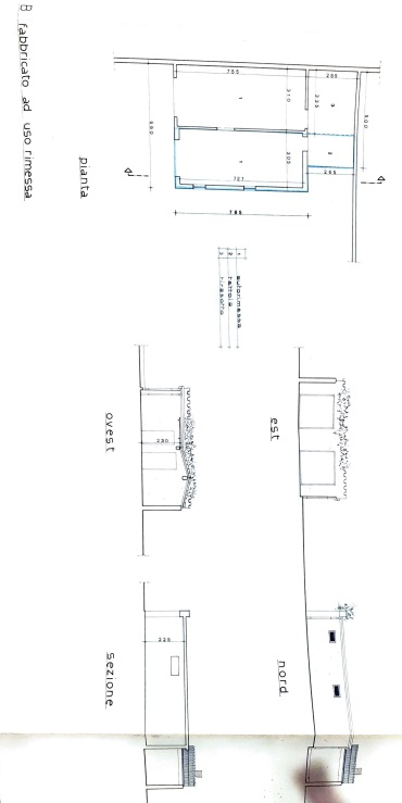 Planimetria 4/4 per rif. 4222