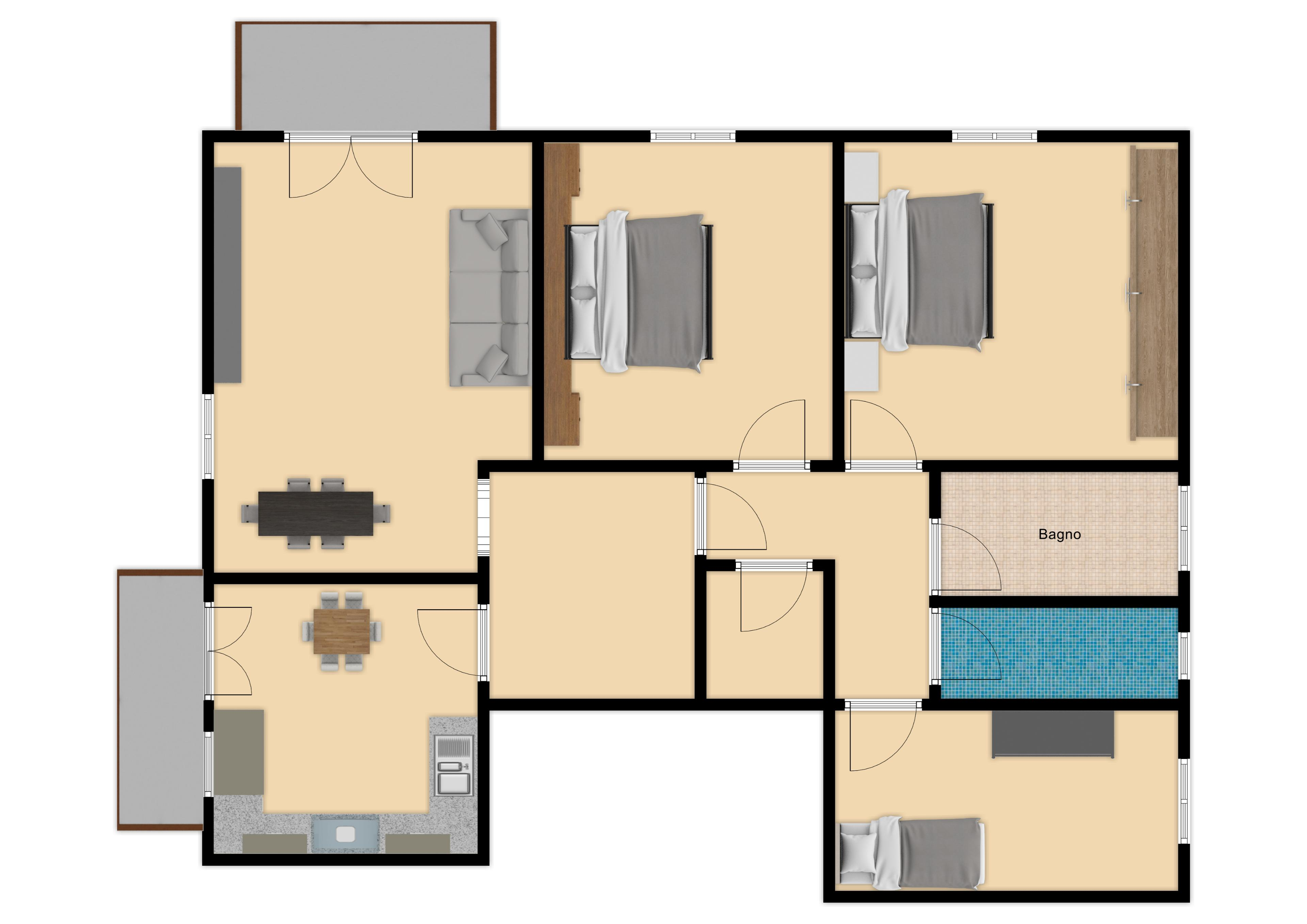 Plan 1/1 for ref. 4250
