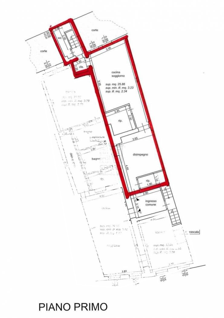 Plan 1/2 for ref. 4255