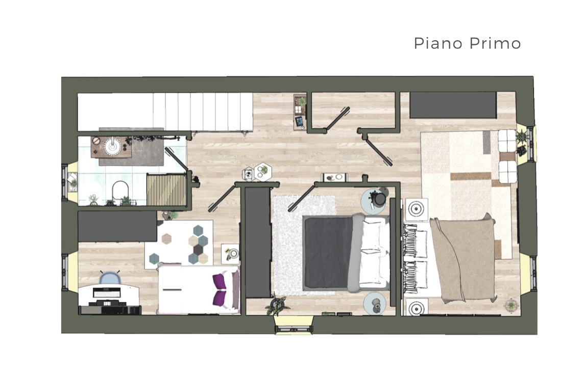 Planimetria 2/2 per rif. 4439