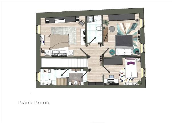 Planimetria 2/2 per rif. 4440