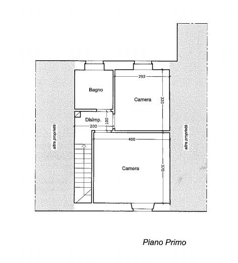 Planimetria 2/2 per rif. 4478
