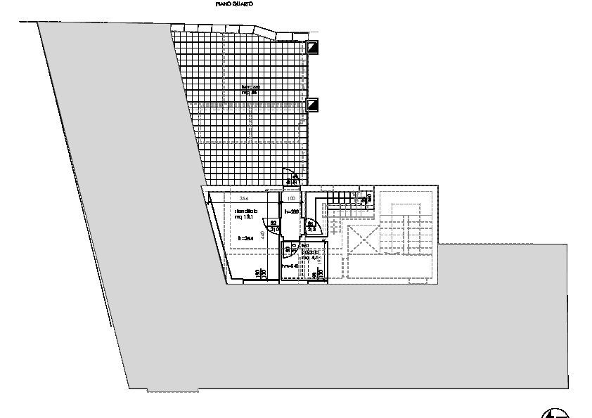 Planimetria 2/2 per rif. 2pt/149