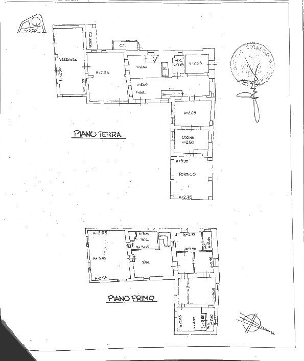 Planimetria 1/1 per rif. 2pt/162