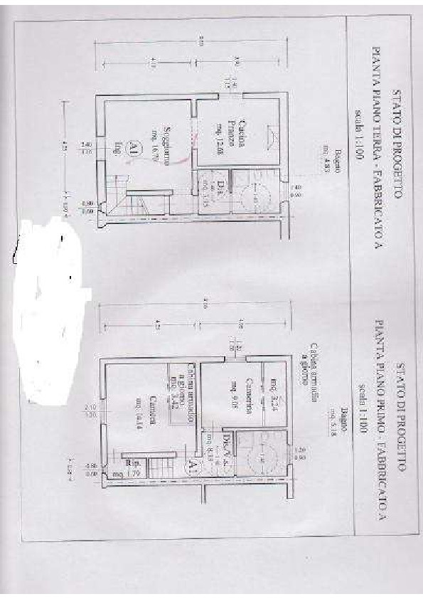 Planimetria 2/2 per rif. 2pt/170