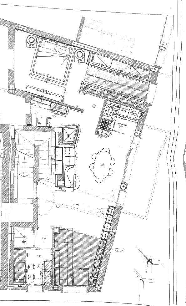 Planimetria 1/1 per rif. 3po/085