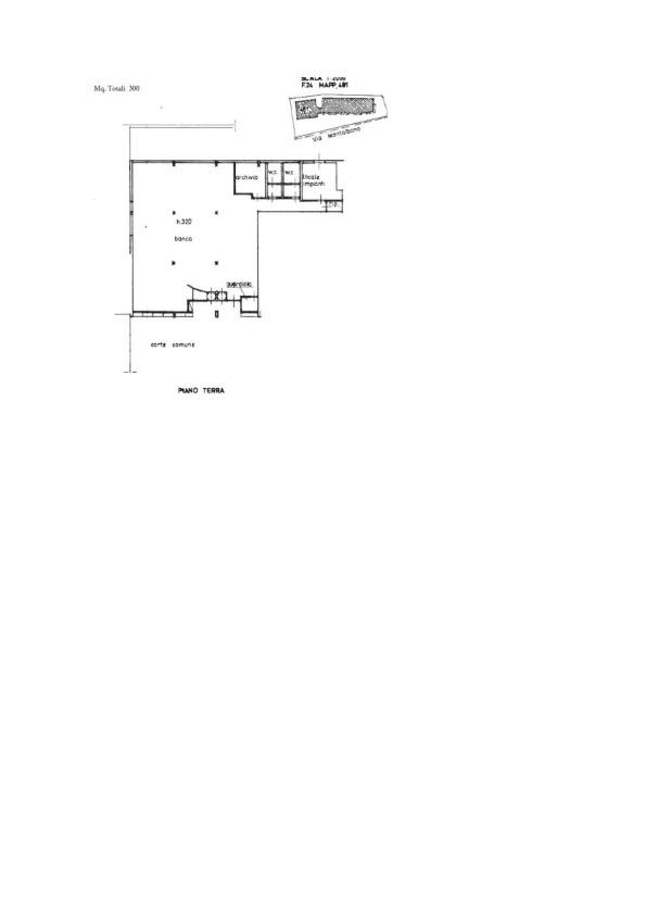 Planimetria 1/1 per rif. 2pt/affitto2