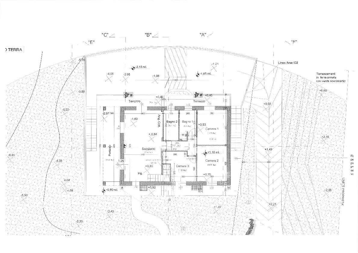 Planimetria 2/2 per rif. 2pt/241