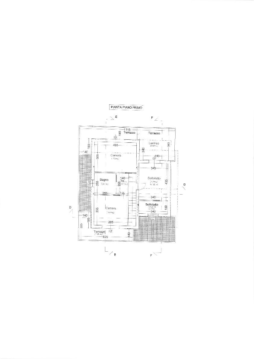 Planimetria 1/2 per rif. 2pt/242