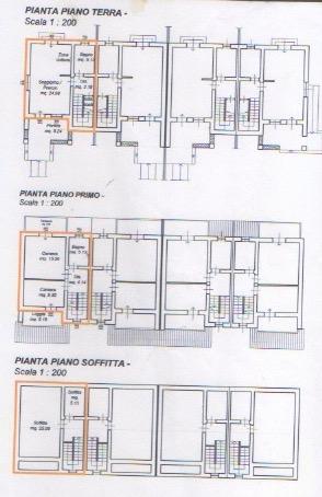 Planimetria 1/1 per rif. 2pt/255