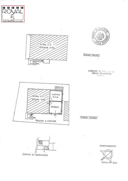 Planimetria 4/4 per rif. 2pt/266