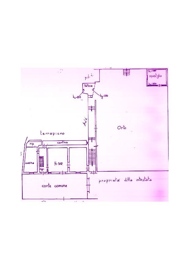 Planimetria 3/3 per rif. 2pt/275
