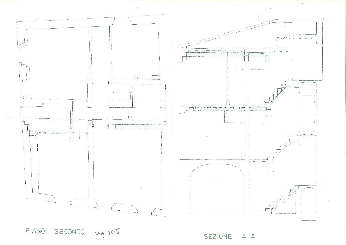 Planimetria 1/1 per rif. 2pt/281