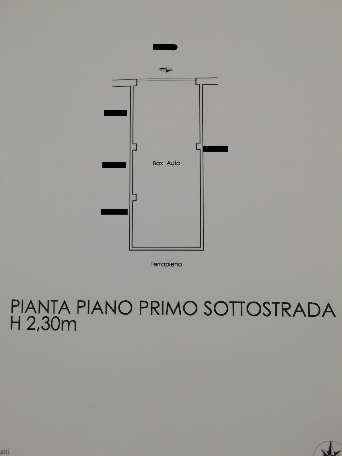 Planimetria 2/2 per rif. 2pt/285