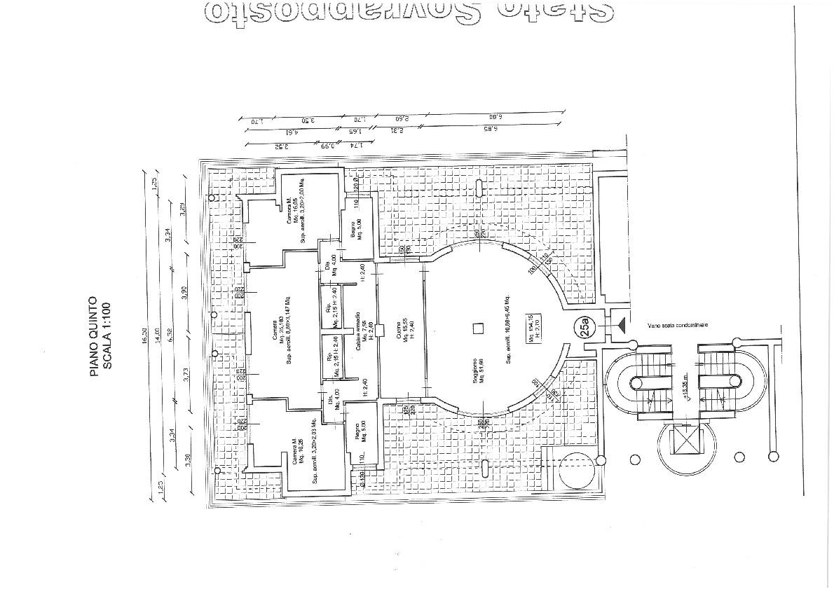 Planimetria 1/1 per rif. 2pt/292
