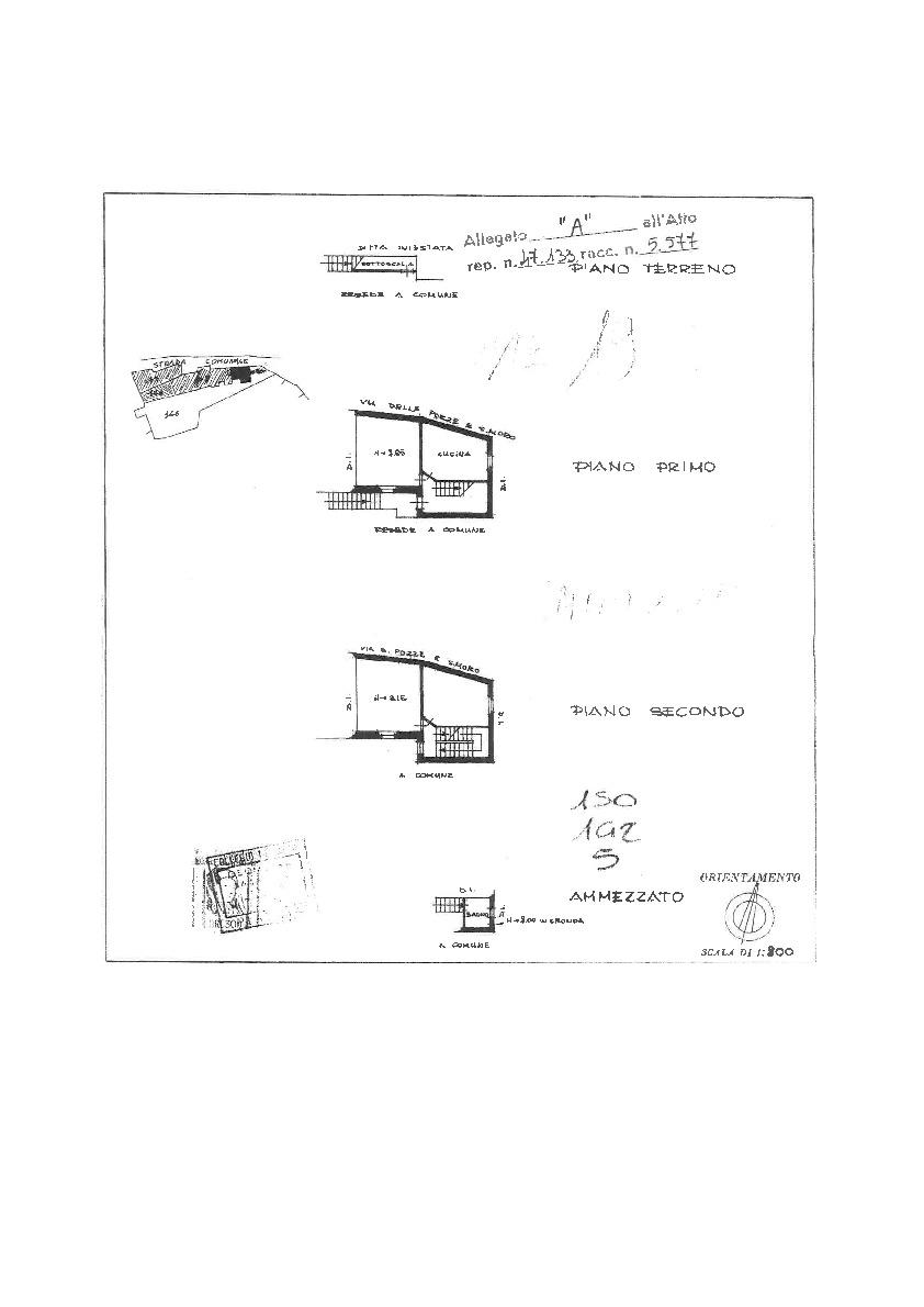 Planimetria 1/1 per rif. 2pt/296