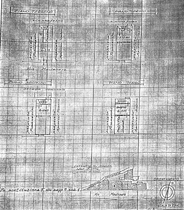 Planimetria 1/1 per rif. 2pt/326