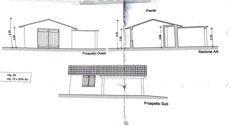 Planimetria 1/1 per rif. 2pt/336