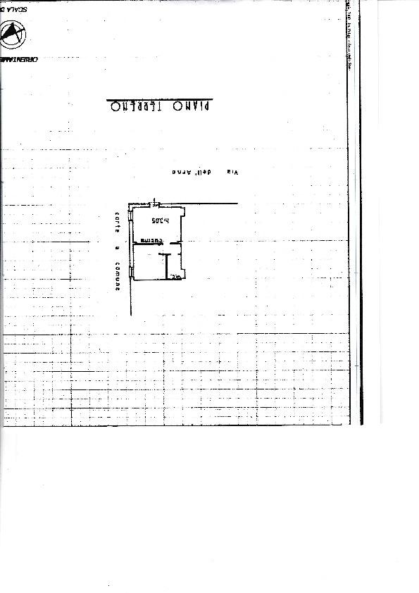 Planimetria 1/1 per rif. B/137