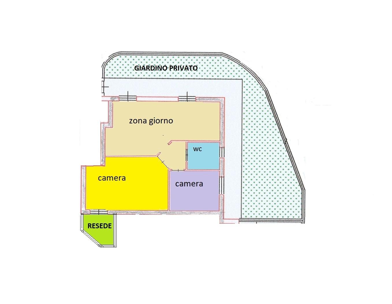 Planimetria 1/1 per rif. NC02