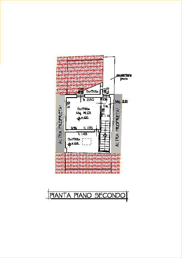 Planimetria 2/3 per rif. 20/937