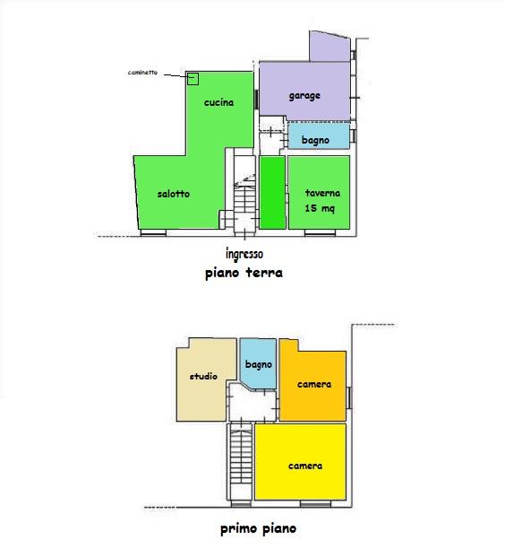 Planimetria 1/1 per rif. 20/956