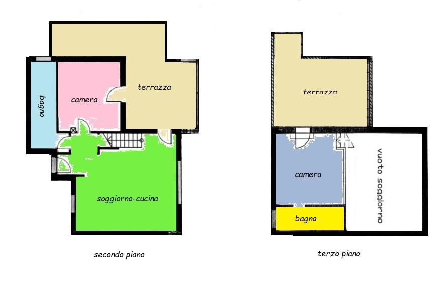 Planimetria 1/1 per rif. B/270