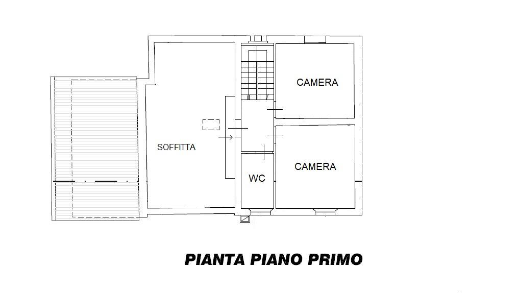 Planimetria 2/2 per rif. 20/976