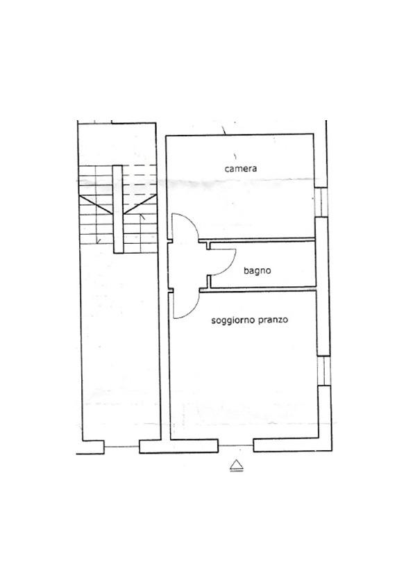 Planimetria 1/1 per rif. 001