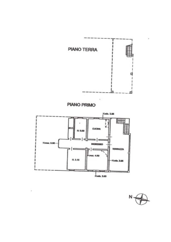 Planimetria 1/1 per rif. 010