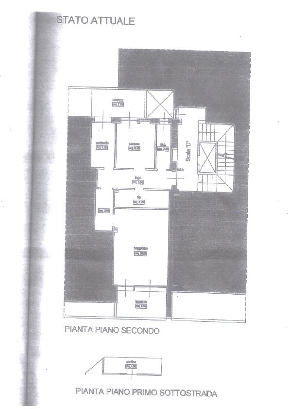 Planimetria 1/1 per rif. 030