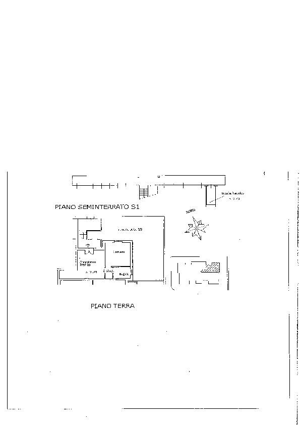 Planimetria 1/1 per rif. 044
