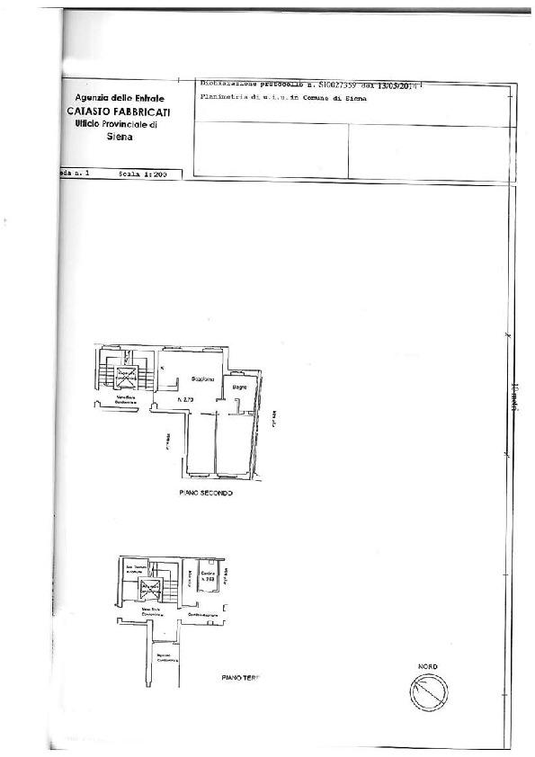 Planimetria 1/1 per rif. 108
