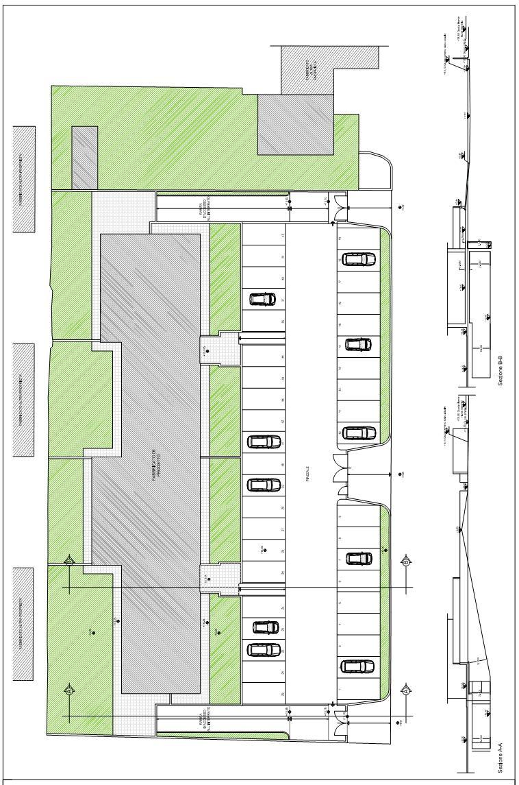 Appartamento in vendita, rif. 01345 (Planimetria 3/3)