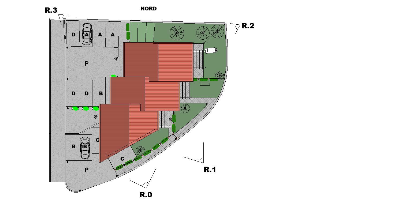 Appartamento in vendita, rif. 02007/1 (Planimetria 3/3)