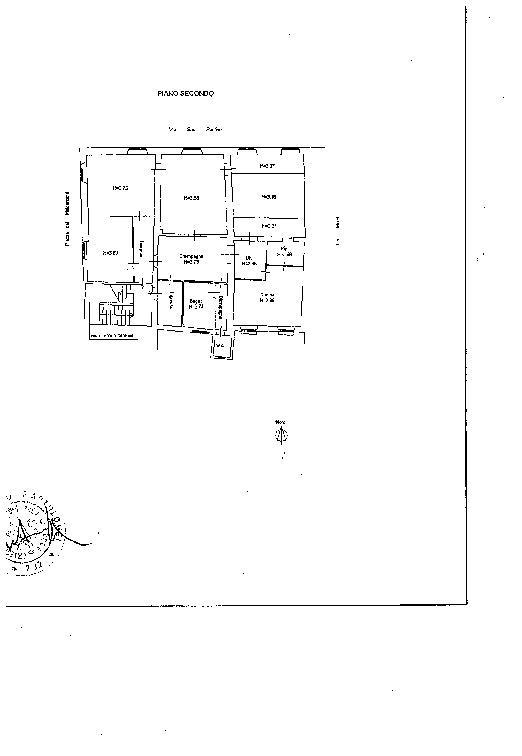 Appartamento in vendita, rif. 02204 (Planimetria 1/1)