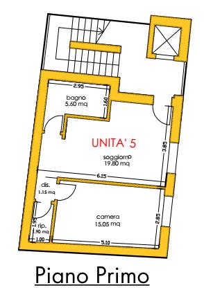 Appartamento in vendita, rif. 02234 (Planimetria 1/1)