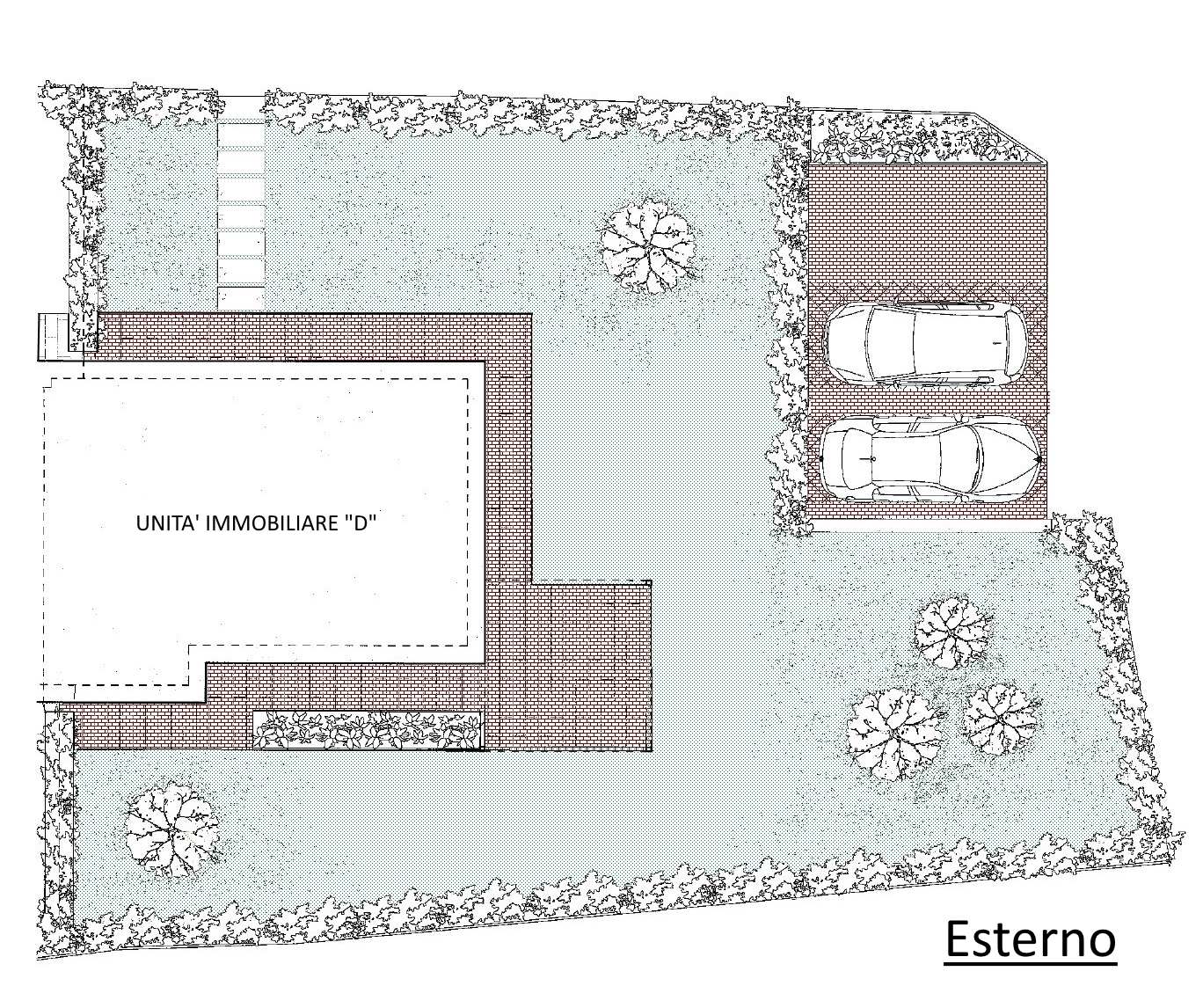 Villetta a schiera in vendita, rif. 02104/3 (Planimetria 3/3)