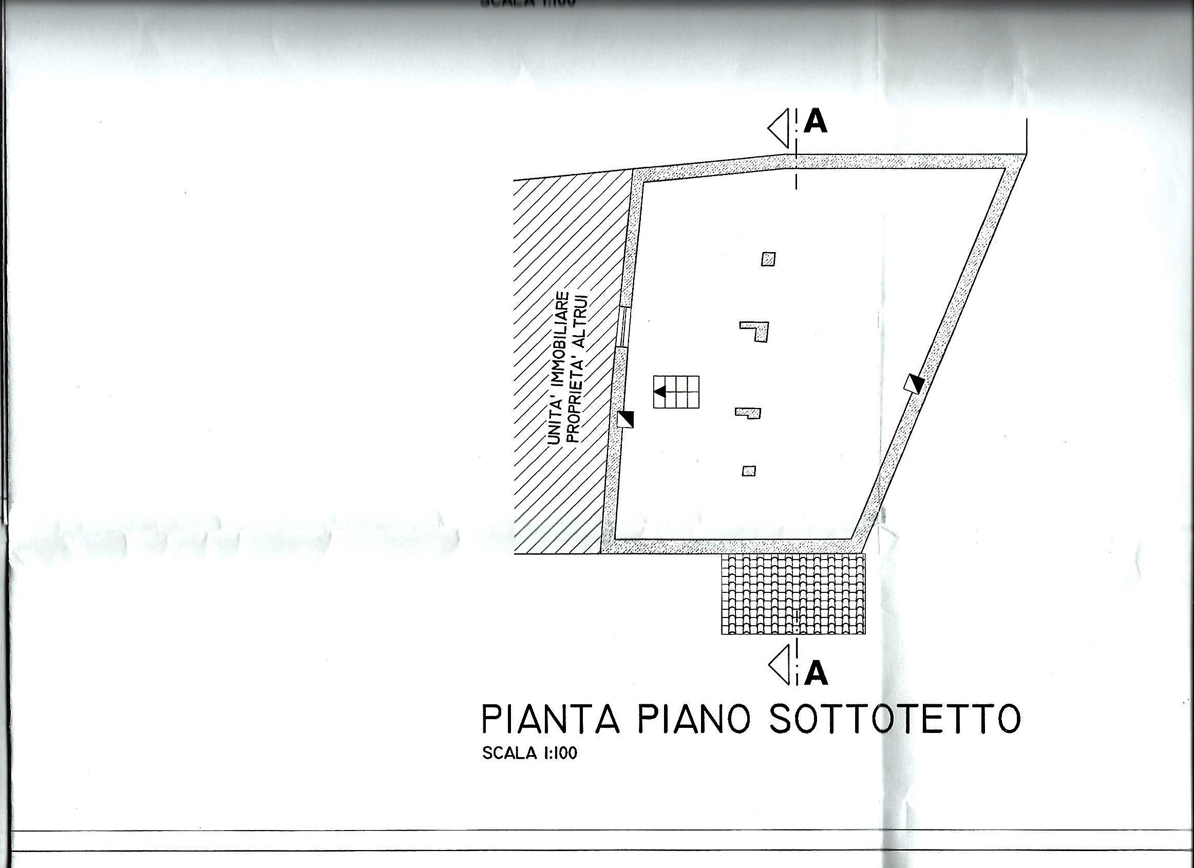 Terratetto in vendita, rif. 02266 (Planimetria 4/4)