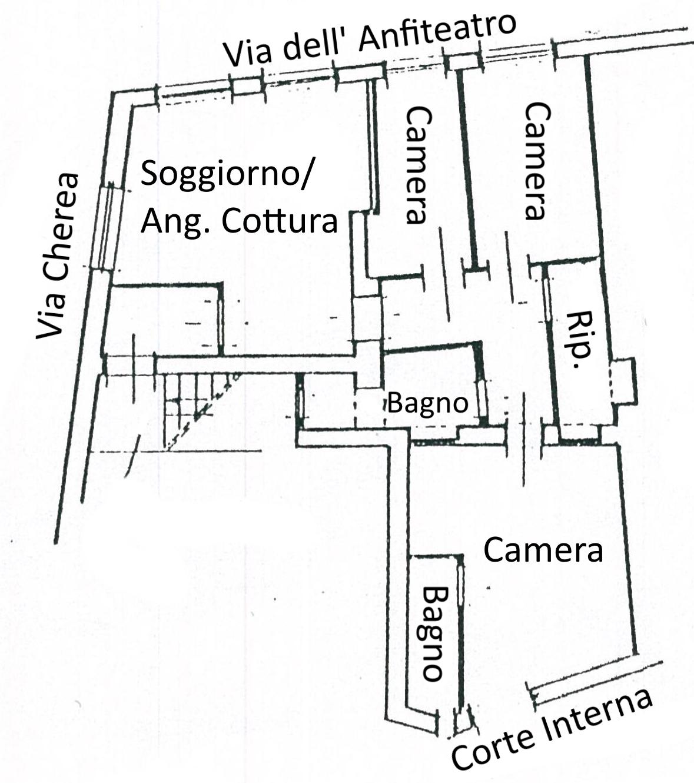 Appartamento in vendita, rif. 02361 (Planimetria 1/1)