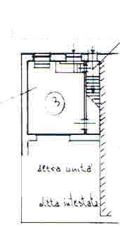 Appartamento in vendita, rif. 02363 (Planimetria 1/2)